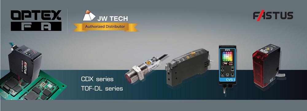Sensor Optex บริษัท เจดับบลิวเทค จำกัด JWTECH COMPANY LIMITED